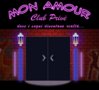 Mon Amour Club Privé Milano logo